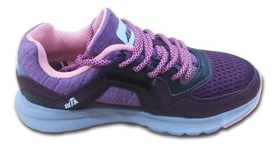 Zapatillas Avia Retro C Running Mujer Oficiales. Dxt