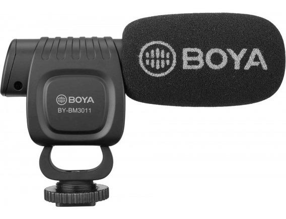 Microfone Condensador Direcional Boya By-bm3011