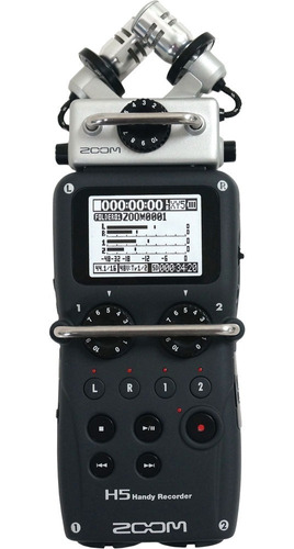 Grabadora Digital Zoom H5