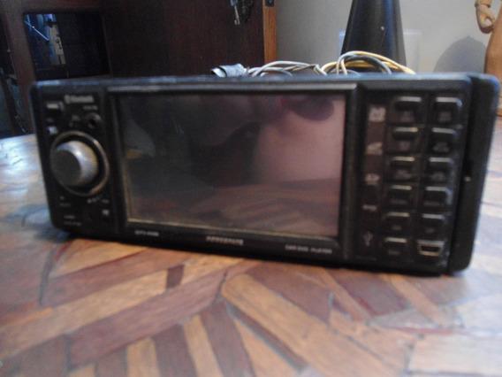 Dvd Player Car Automotivo Powerpack Dvtv 426b No Estado