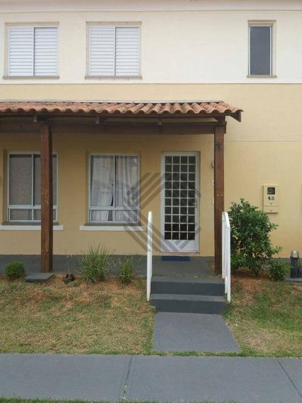 Sobrado Com 2 Dormitórios À Venda, 75 M² Por R$ 270.000,00 - Condomínio Villa Flora - Votorantim/sp - So4019