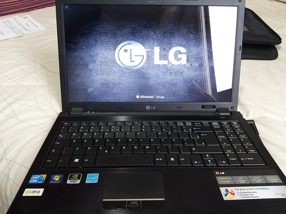 Notebook Lg A510 I3 4 Gb Hd 640 Gb + Hdmi