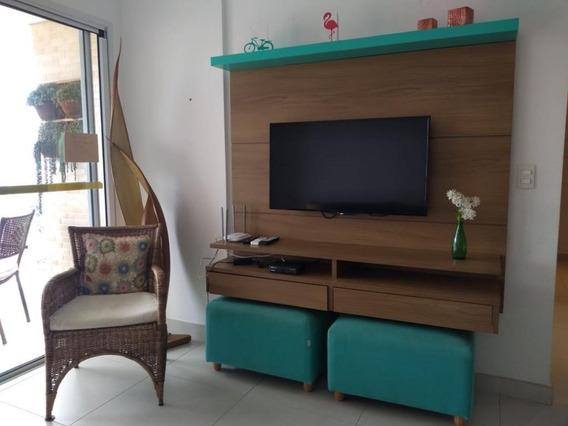 Apartamento Em Jardim São Lourenço, Bertioga/sp De 69m² 2 Quartos Para Locação R$ 400,00/dia - Ap288570