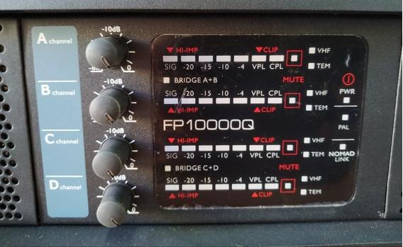 Amplificador Digital Fp10000