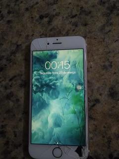 iPhone 6s, Rose 32 Gb