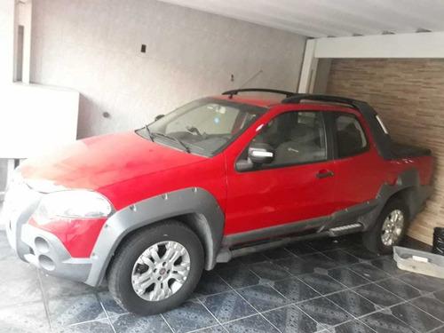 Imagem 1 de 4 de Fiat Strada 2012 1.8 16v Adventure Cab. Dupla Flex 2p