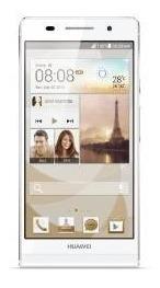 Huawei - Ascend P6 Color Blanco Desbloqueado Teléfono Inteli