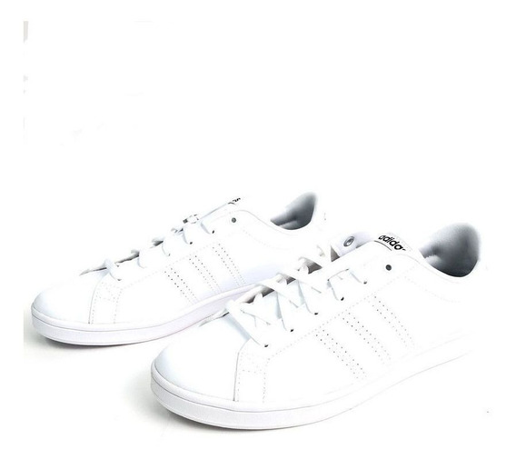 Tênis adidas Casual Advantage Clean Qt Branco Feminino