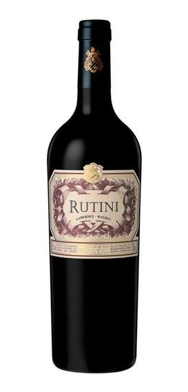 Vinho Rutini Cabernet Sauvignon-malbec Argentina 750ml