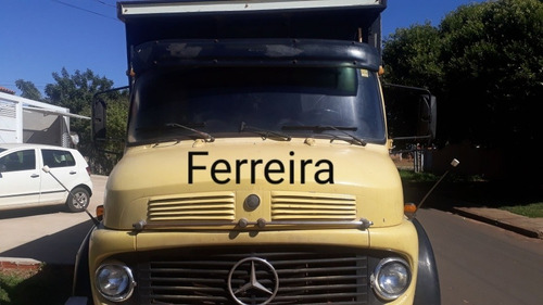 Imagem 1 de 13 de Mercedes Benz 1113