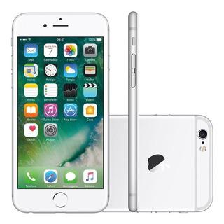 iPhone 6s Plus 32gb Prata, Novo, C/ Garantia + Frete Grátis