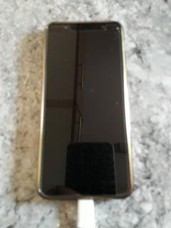 Celular Samsung Galaxy J8 Color Dorado Impecable