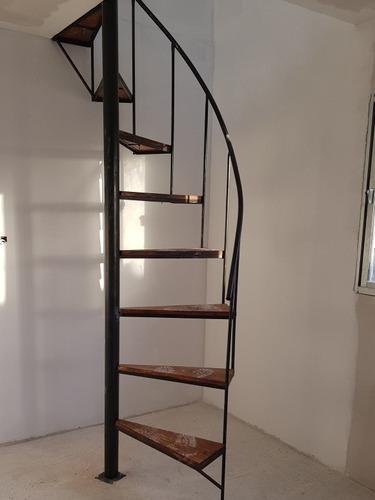 Escaleras Caracol 13500 Colocadas  En 2 Horas