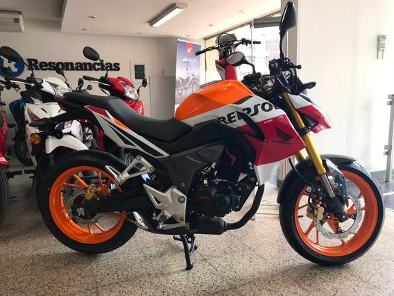 Honda Cb-190 Repsol 2020 0km Entrega Inmediata