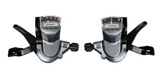 Manija De Cambios Shifter Shimano Alivio M4000 3x9 Par