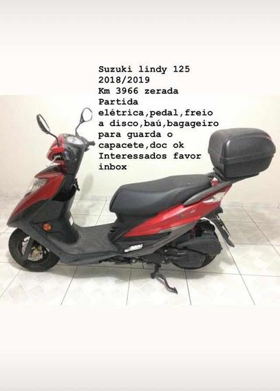 Suzuki Lindy 125 Cc