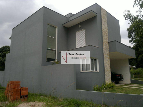 Sobrado Rua Afonso Garbuío Condomínio Vila Di Treviso - Vinhedo/sp - So0495