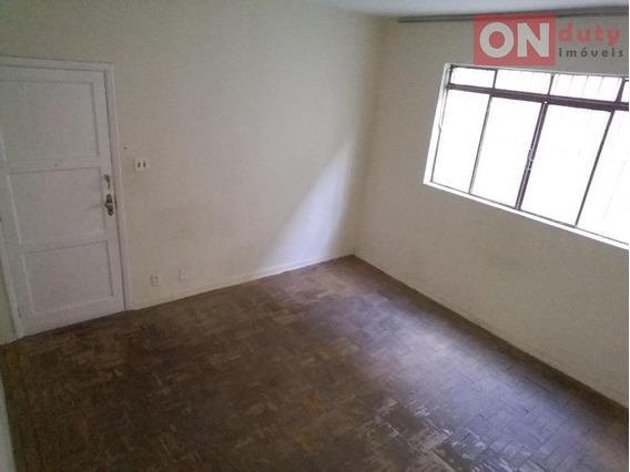 Apartamento Residencial Para Venda E Locação, Campo Grande, Santos. - Ap3430