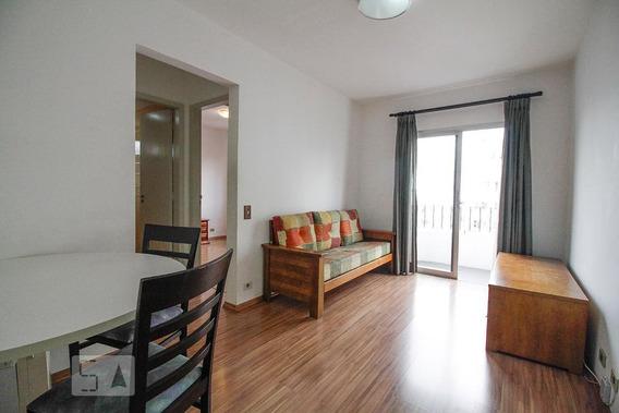 Apartamento Para Aluguel - Bela Vista, 1 Quarto, 50 - 893052623