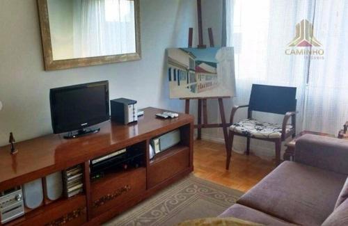 Apartamento Residencial À Venda, Bom Fim, Porto Alegre. - Ap3543