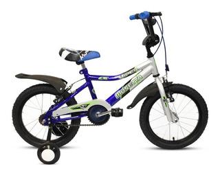 Bicicleta Musetta Viper Rodado 16 Cross Envios Gratis!!!