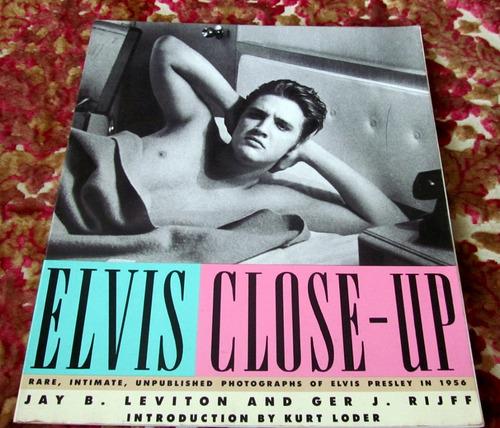 Imagem 1 de 10 de Livro Elvis Florida 1956 Close Up + 200 Fotos Ineditas Usa
