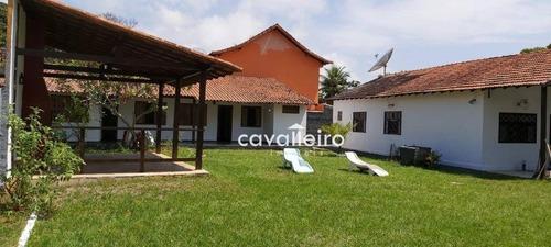 Casa Com 3 Dormitórios À Venda, 150 M² - São José Do Imbassaí - Maricá/rj - Ca4031