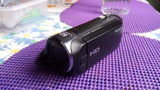 Camara De Video Sony (conversable)