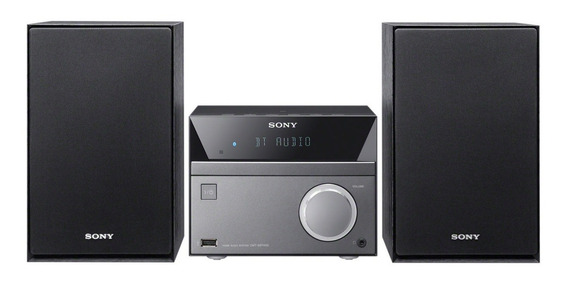 Equipo De Audio Microcomponente Bluetooth Sony Cmt-sbt40 Dvd