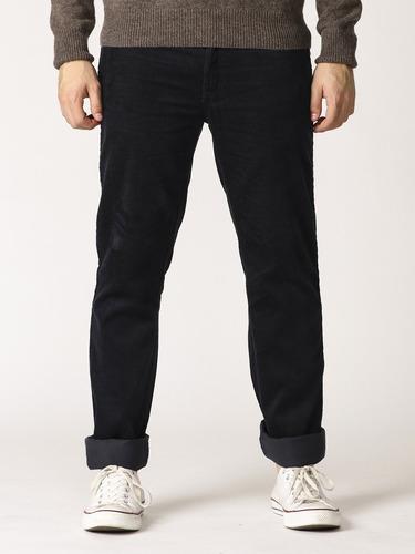 Pantalón De Pana Harrington Label - 080335