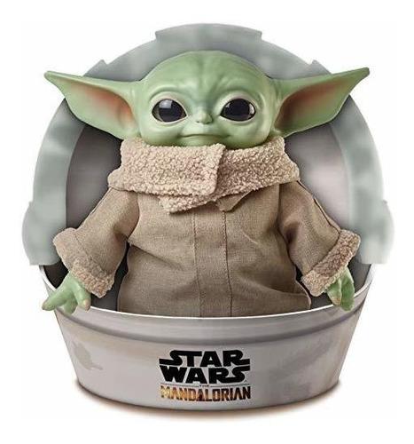 Imagen 1 de 6 de Mattel Star Wars - Peluche De El Niño De La Guerra De Las G