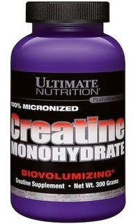 Creatina Micronizada (300g) Ultimate Nutrition Importada Usa