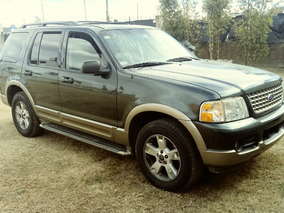 Ford Explorer 4.6 Eddie Bauer V8 Fes=tv Y Video 4x2 Mt