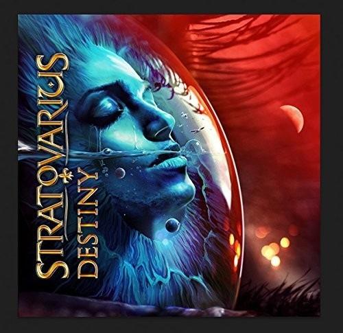 Stratovarius Destiny Cd Us Import