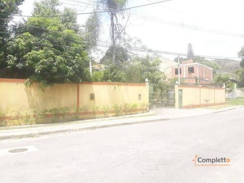 Terreno À Venda, 4036 M² Por R$ 2.500.000,00 - Taquara - Rio De Janeiro/rj - Te0022