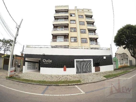 Apartamento Residencial À Venda, Centro, São José Dos Pinhais. - Ap0051