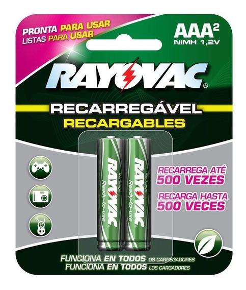 Pilha Bateria Recarregável P/ Telefone Panasonic Ni-mh Aaa