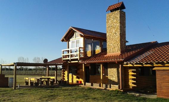 Complejo Turistico Y Agricola De 7 Casas Con 43000m2 Terreno