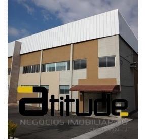 Galpão De 630 M² Aluguel  - Santana Parnaíba - Sp - 2290