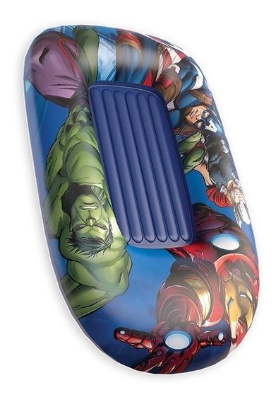Mini Bote Inflavel Infantil Vingadores Avengers