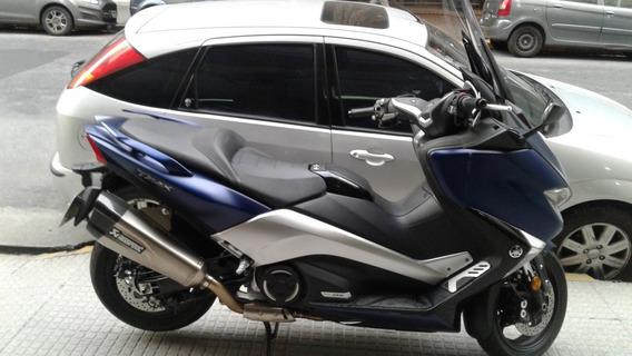 Yamaha Tmax Escape Akra , Y Filtro Kyn Mas El Catalizador