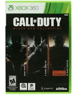 Call Of Duty Black Ops Collection -standard Edition Xbox 360