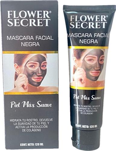 Mascara Facial De Limpieza Profunda En Crema