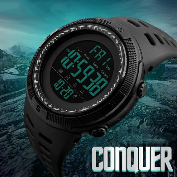 Relógio Inteligente Digital Masculino Skmei Lembrete Esporte