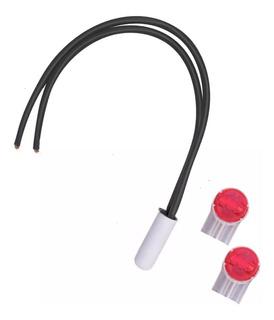 Sensor Degelo Temperatura Geladeira Consul Crb36 Original