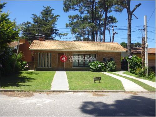 Casa En Alquiler Anual Playa Mansa - Ref: 6345
