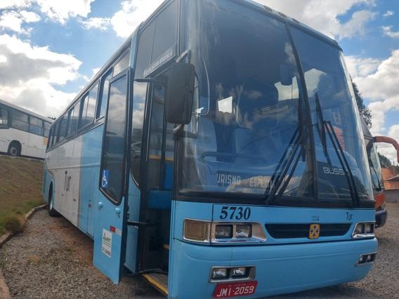 Ônibus Rodov Mb0400 Jumbuss Com Banheiro