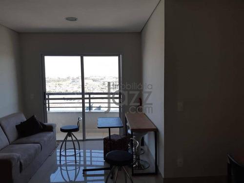 Apartamento À Venda, 76 M² Por R$ 424.000,00 - Jardim Villagio Ghiraldelli - Hortolândia/sp - Ap3004