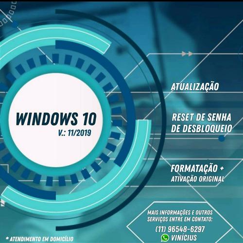 Imagem 1 de 1 de Formatação E Manutenção De Computador E Notebook