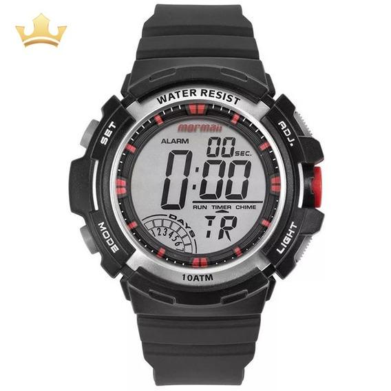 Relógio Mormaii Masculino Mo8902ac/8l Com Nf